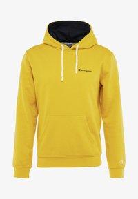 Champion - HOODED - Hoodie - mustard yellow - 4