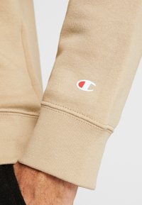 Champion - CREWNECK - Sweater - tan - 5