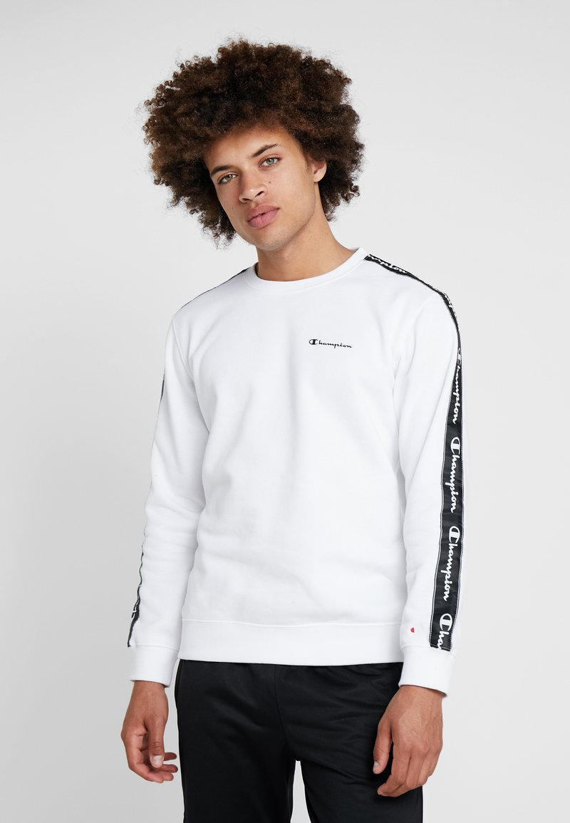 Champion - CREWNECK - Sweatshirt - white