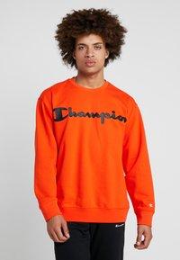 Champion - CREWNECK  - Sweater - orange - 0