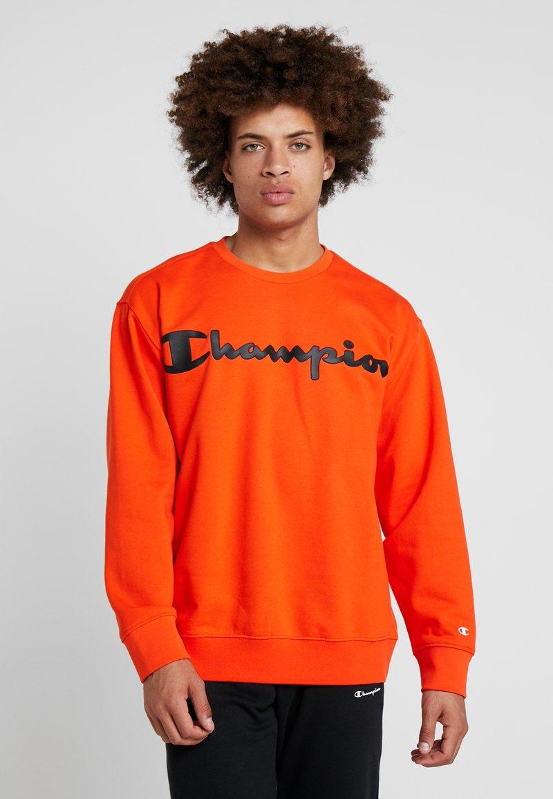 Champion - CREWNECK  - Sweatshirt - orange