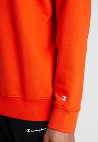 Champion - CREWNECK  - Sweater - orange - 5