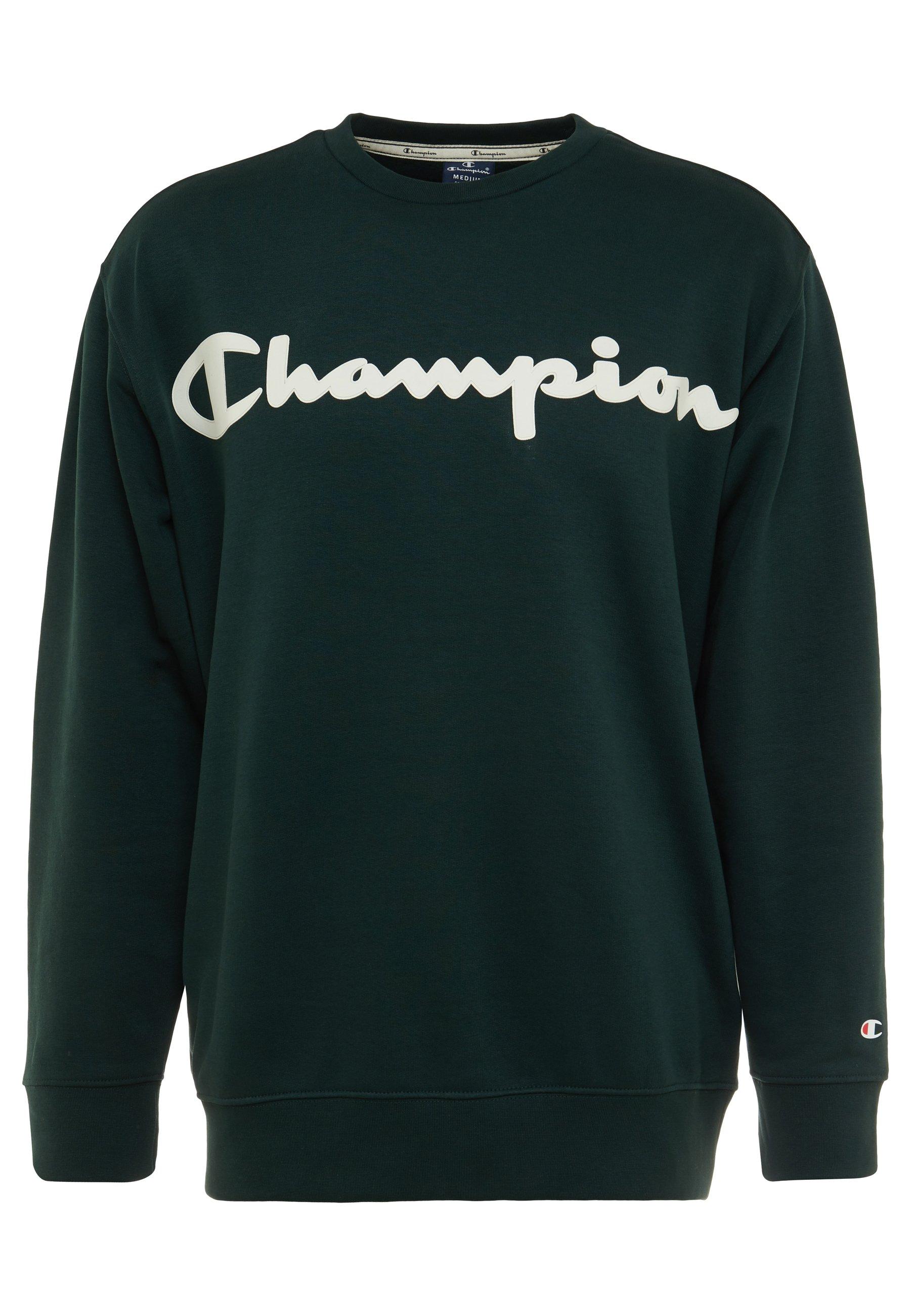 Champion Reverse Weave Fleece Crew Neck Sweatshirt Urban