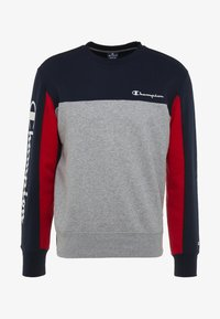 Champion - CREWNECK  - Sweatshirt - dark blue - 4