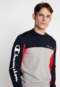 Champion - CREWNECK  - Sweatshirt - dark blue - 3