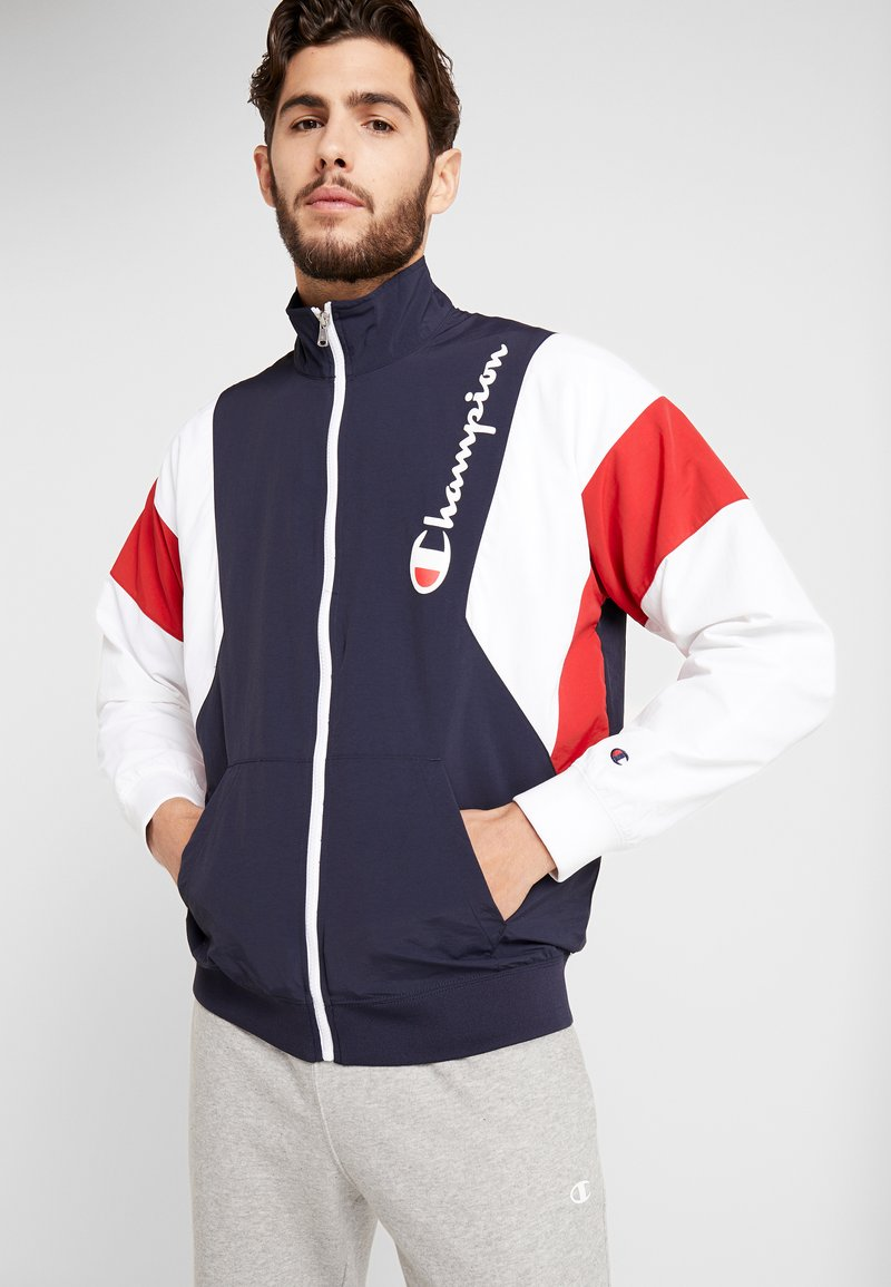 Champion - FULL ZIP - Trainingsjacke - dark blue