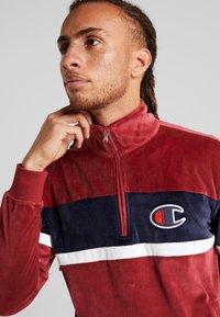 Champion - Sweatshirt - red/navy/white - 3