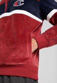 Champion - Sweatshirt - red/navy/white - 5