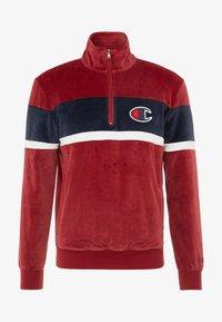 Champion - Sweatshirt - red/navy/white - 4