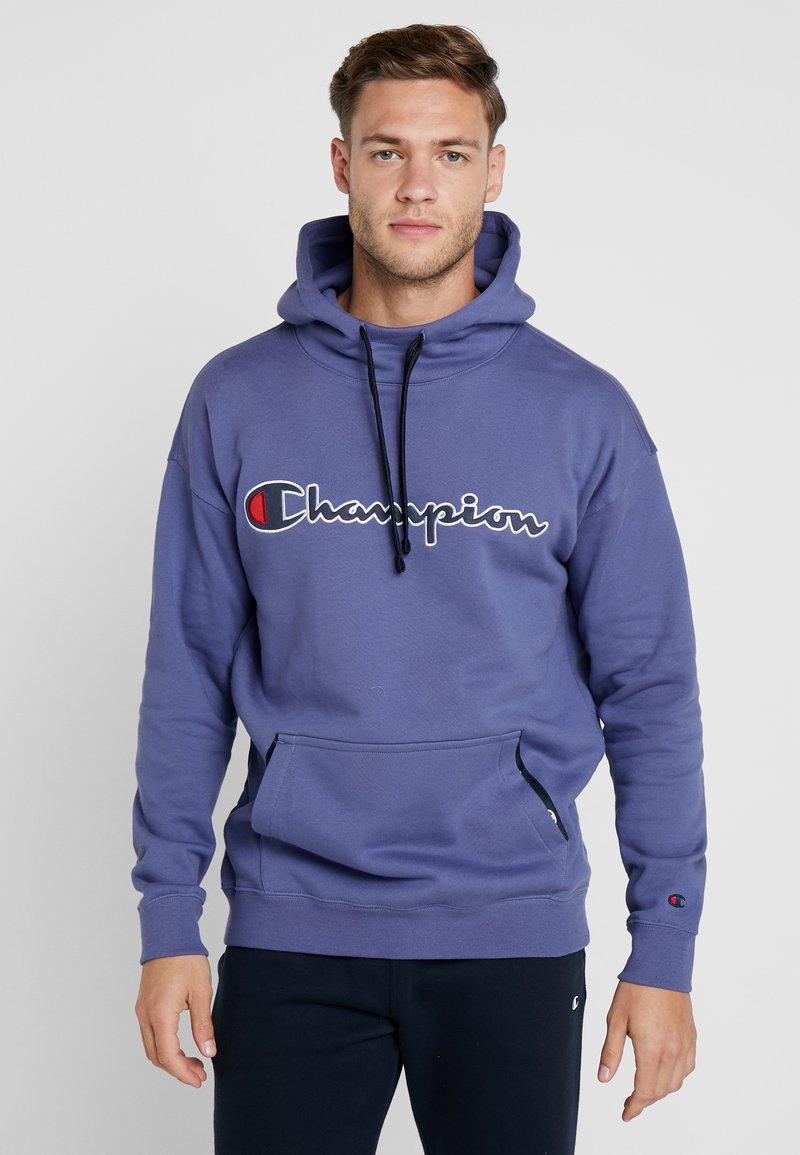 Champion - HOODED  - Bluza z kapturem - purple