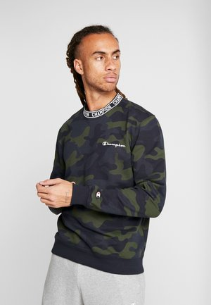 CREWNECK - Sweater - olive