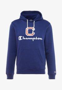 Champion - HOODED  - Hoodie - dark blue - 4