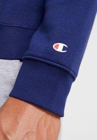 Champion - HOODED  - Sweat à capuche - dark blue - 5