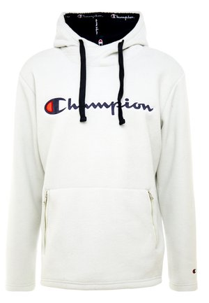 HOODED TOP - Sweat à capuche - offwhite