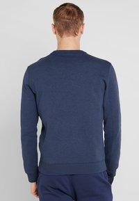 Champion - CREWNECK - Sweatshirt - navy melange - 2