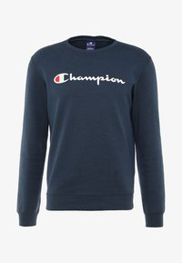 Champion - CREWNECK - Sweatshirt - navy melange - 3