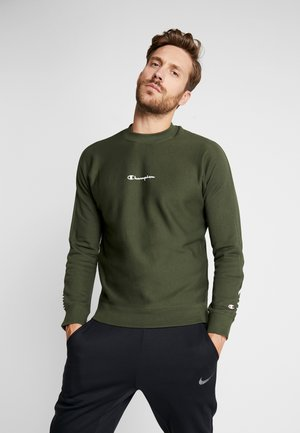 CREWNECK  - Sweater - khaki