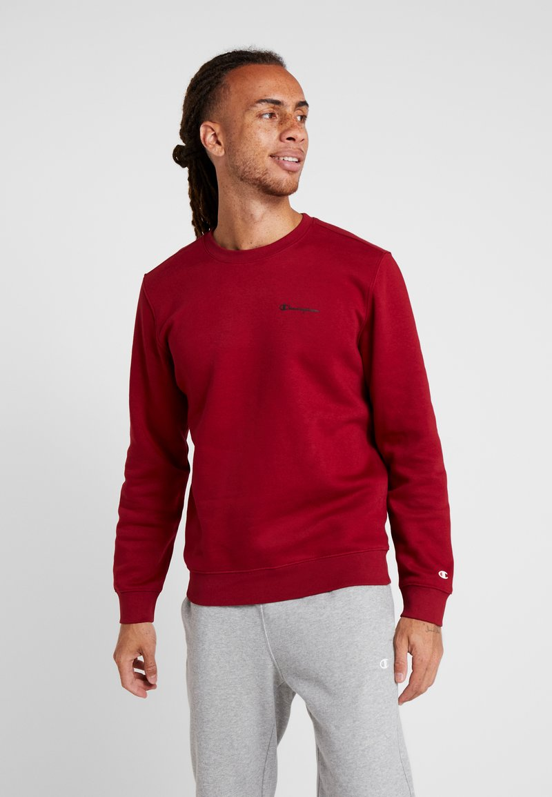 Champion - CREWNECK  - Sweatshirt - red