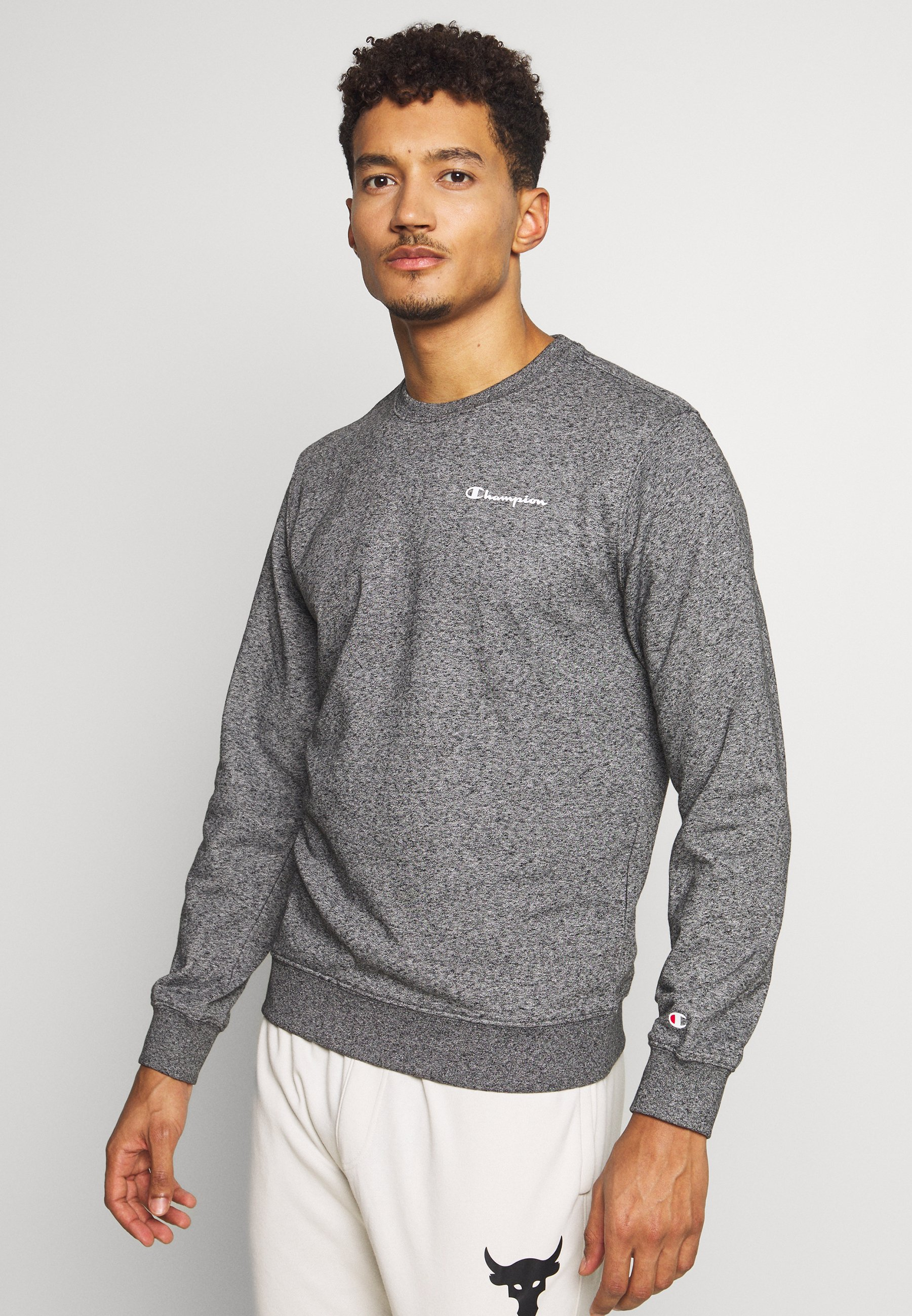 Champion CREWNECK - Bluza - dark grey
