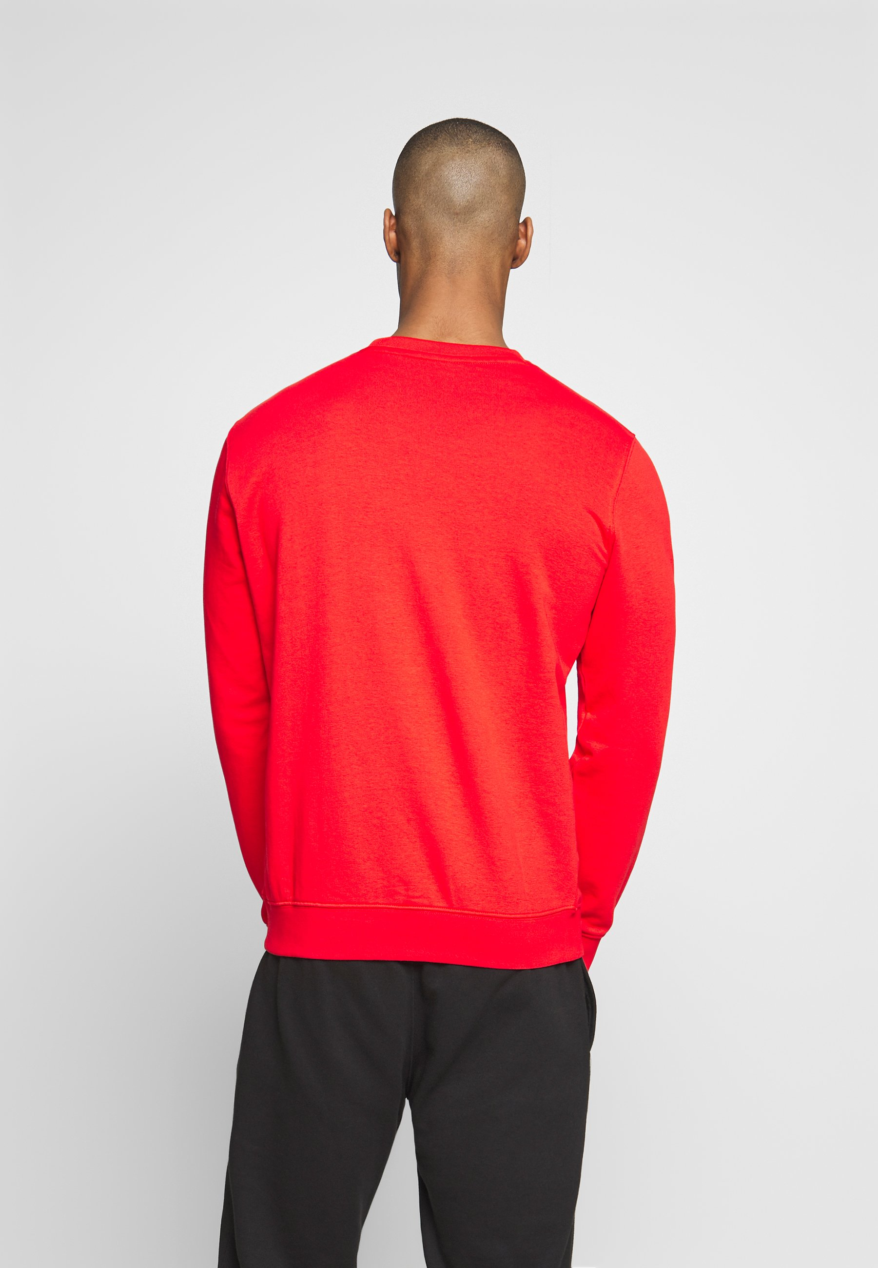 Champion CREWNECK - Felpa - dark red