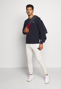 Champion - CREWNECK - Sweatshirt - navy - 1