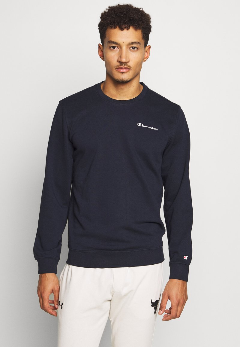 Champion - CREWNECK - Sweatshirt - navy