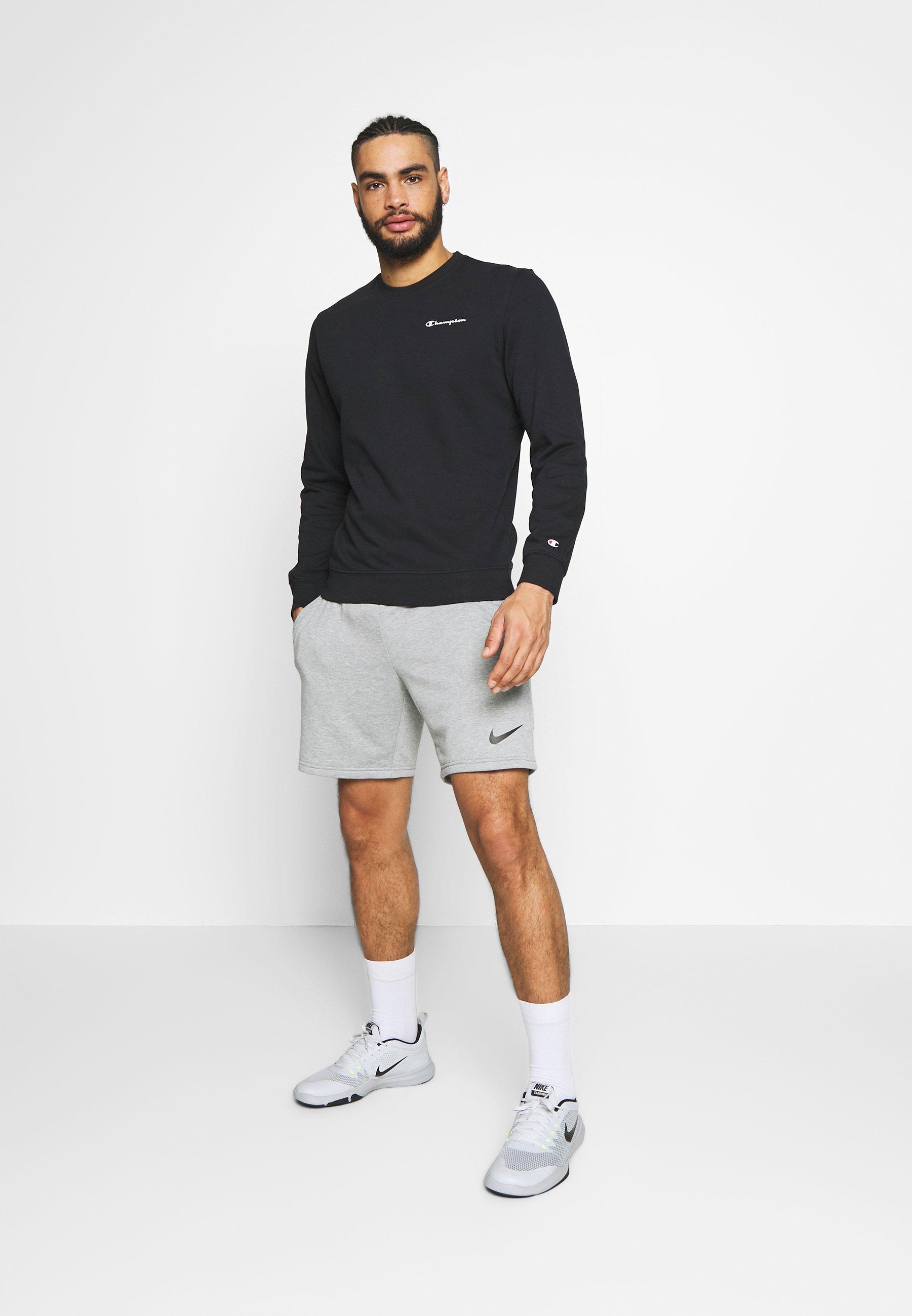 Champion Crewneck - Sweatshirt Black