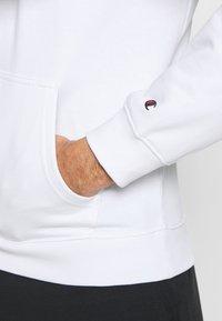 Champion - Bluza z kapturem - white - 5