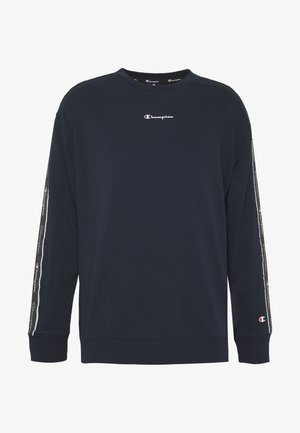 TAPE CREWNECK - Collegepaita - dark blue