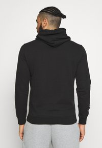 Champion - HOODED - Mikina s kapucí - black - 2