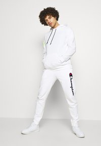 Champion - HOODED - Sweat à capuche - white - 1