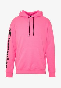 Champion - HOODED - Bluza z kapturem - pink - 4