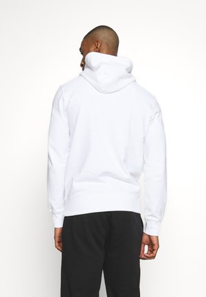 ROCHESTER HOODED - Huppari - white