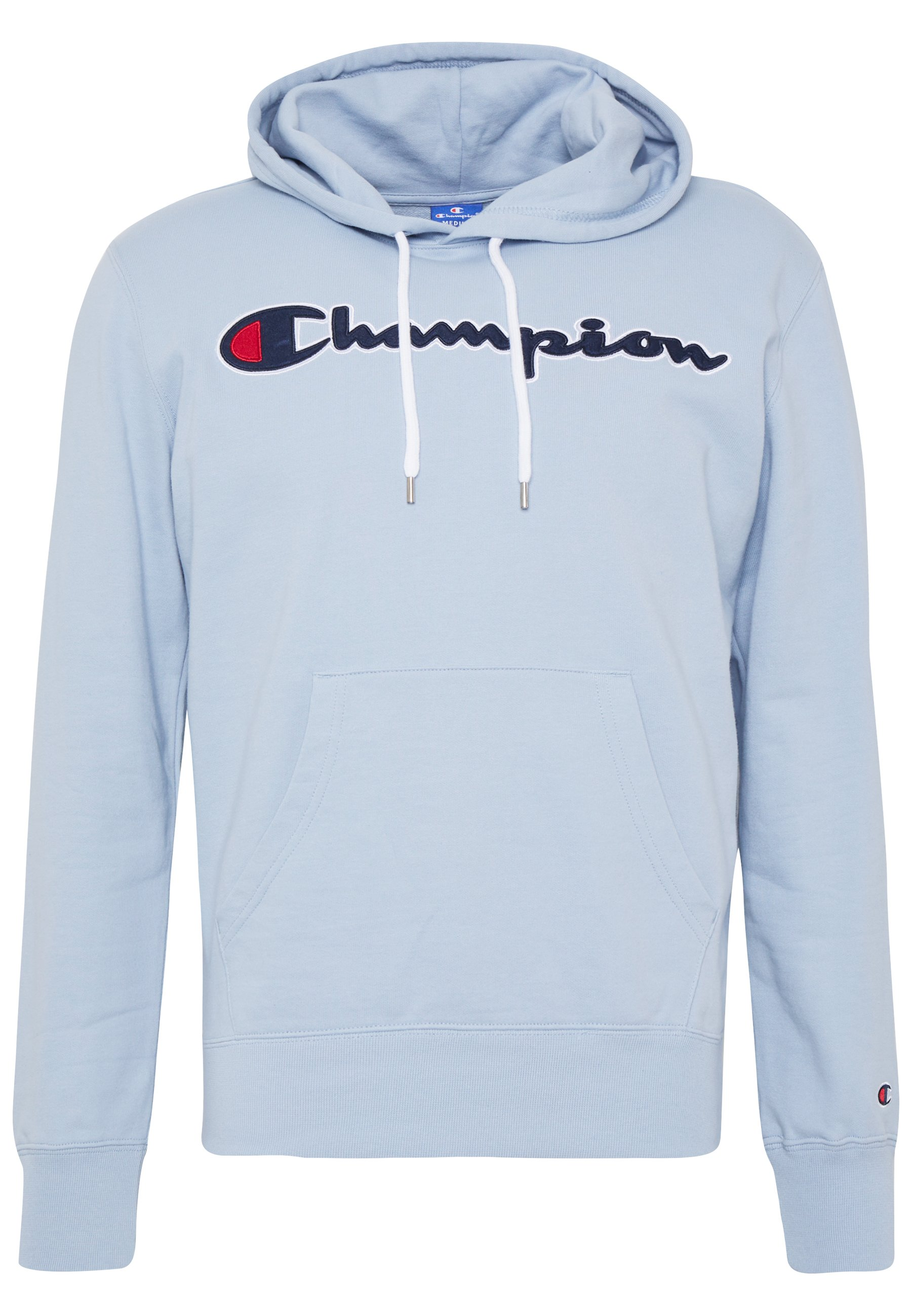 Champion ROCHESTER HOODED - Bluza z kapturem - light blue