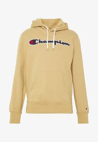 Champion - ROCHESTER HOODED - Bluza z kapturem - brown - 4