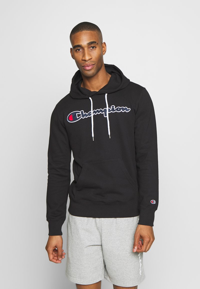 Champion - ROCHESTER HOODED - Sweat à capuche - black