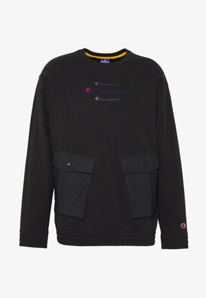 ROCHESTER WORKWEAR CREWNECK - Sweatshirt - black