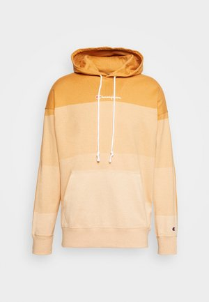 ROCHESTER ECO SOUL HOODED - Mikina skapucí - mustard yellow