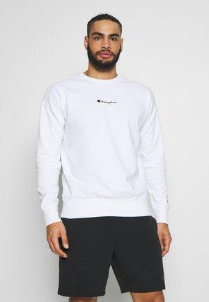 ROCHESTER CREWNECK - Bluza - white