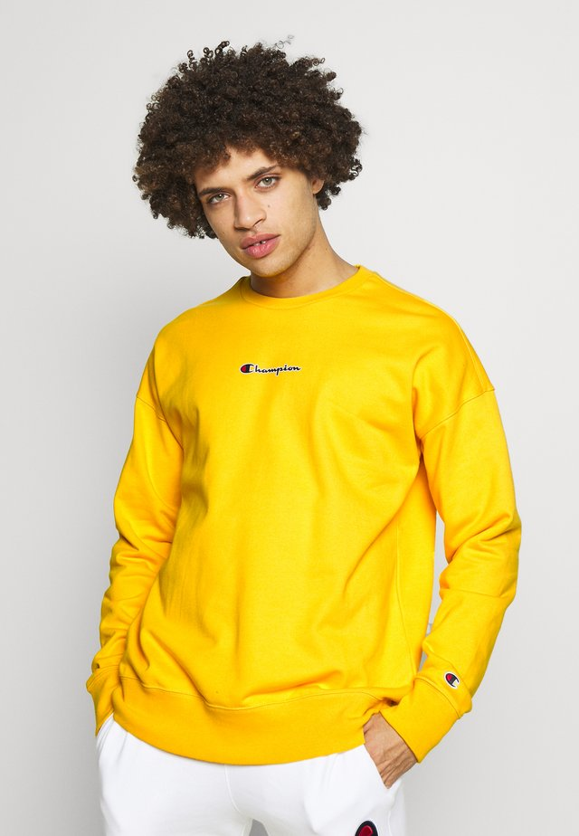 Sudadera - yellow