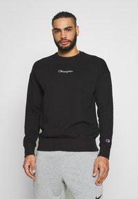 Champion - ROCHESTER CREWNECK - Sweater - black - 0