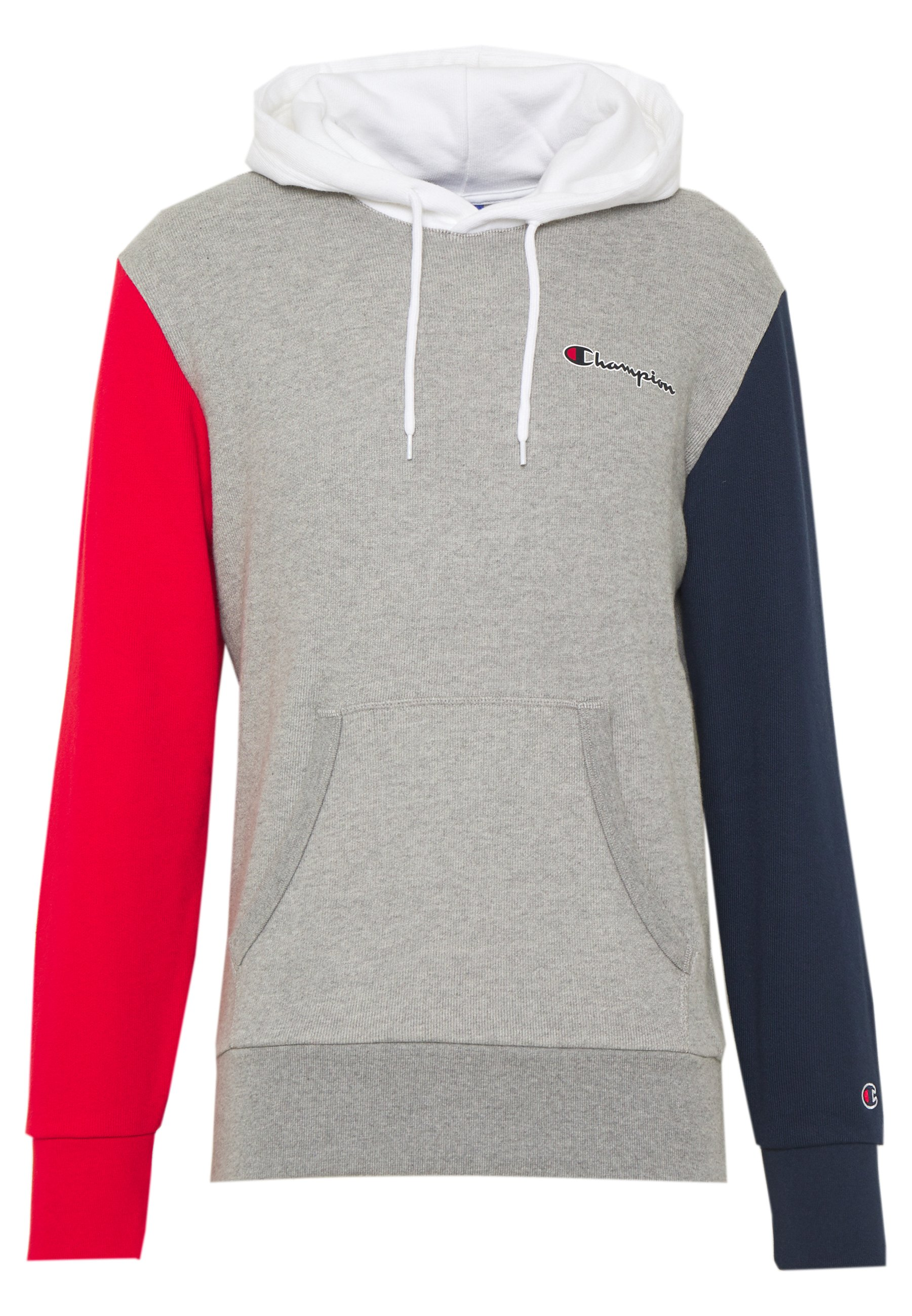 Champion ROCHESTER TEAM HOODED - Sweat à capuche - grey