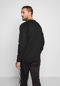 Champion - ELASTIC CREWNECK - Sweatshirt - black - 2