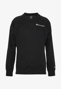 Champion - ELASTIC CREWNECK - Sweatshirt - black - 4