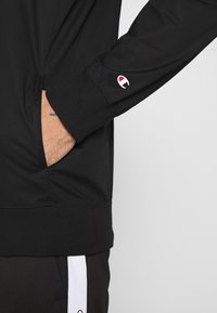 Champion - ELASTIC CREWNECK - Sweatshirt - black - 5