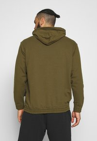 Champion - ROCHESTER WORKWEAR HOODED - Mikina skapucí - olive - 2