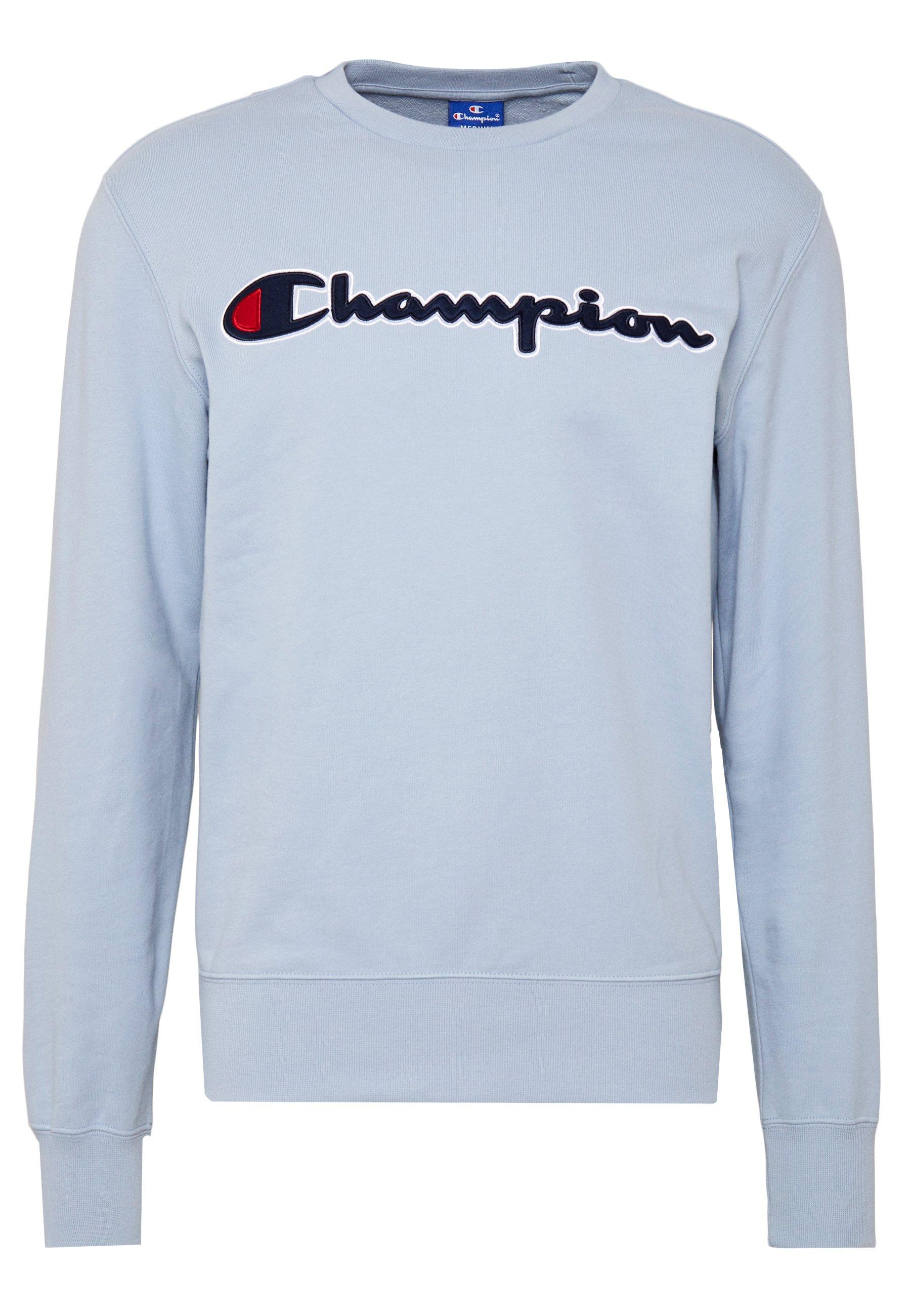 Champion ROCHESTER CREWNECK - Bluza - light blue
