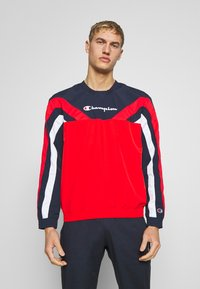 Champion - ROCHESTER ATHLEISURE - Sweatshirt - red/blue/wht - 0