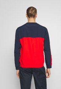 Champion - ROCHESTER ATHLEISURE - Sweatshirt - red/blue/wht - 2