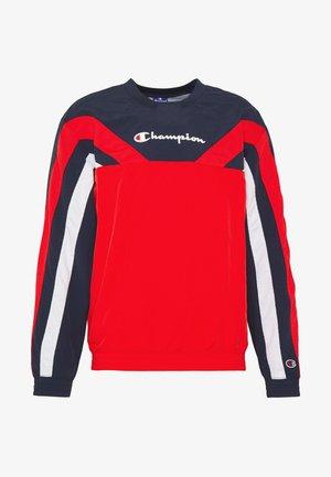 ROCHESTER ATHLEISURE - Sweatshirt - red/blue/wht